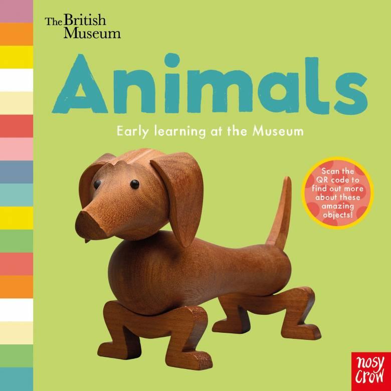 British Museum: Animals - Board Book