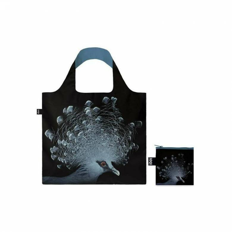National Geographic Eco Bag CROWNED PIGEON