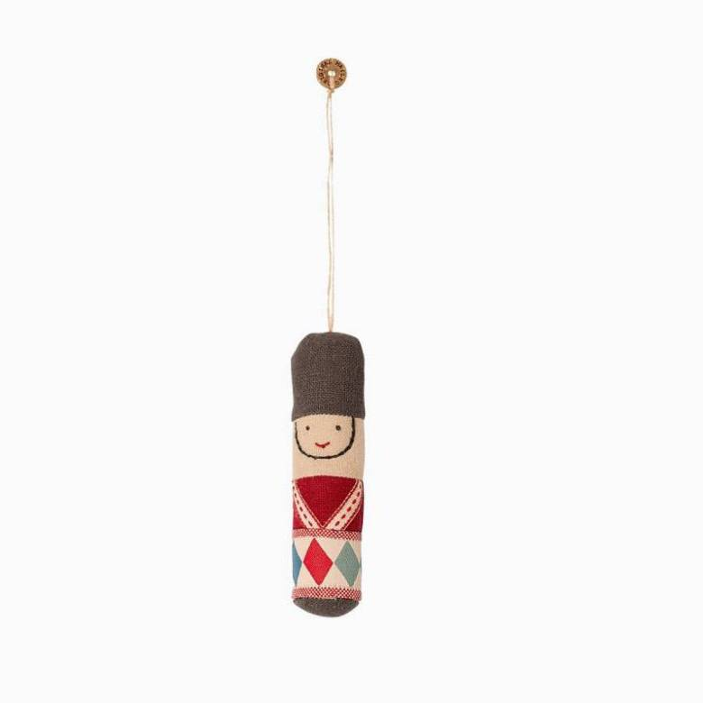 Cotton Guard Christmas Decoration By Maileg
