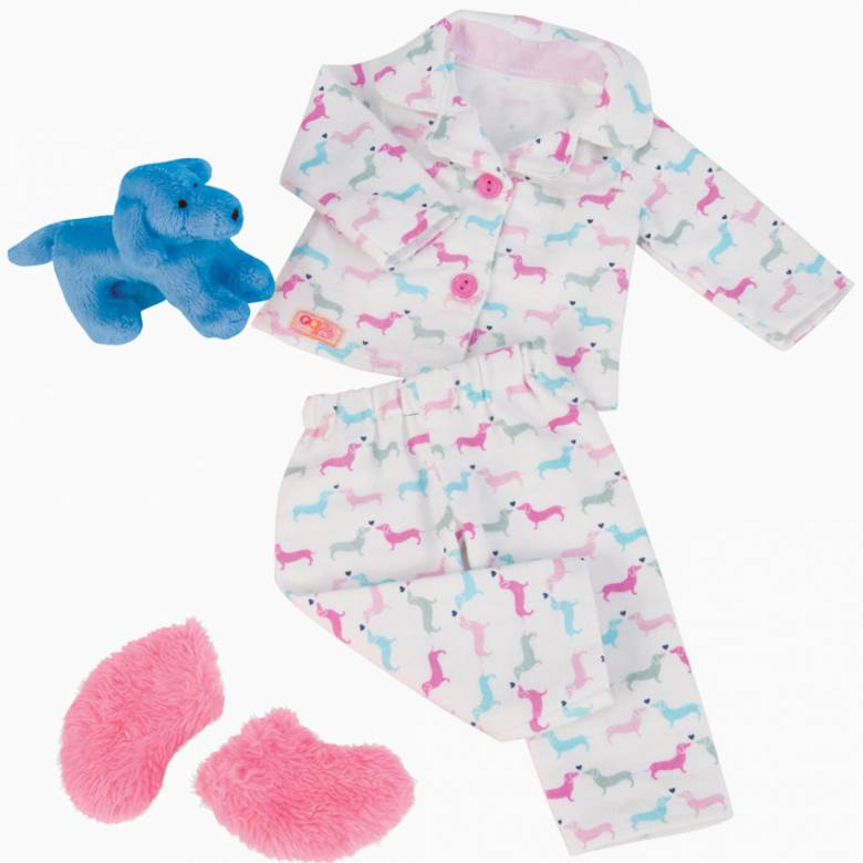Counting Puppies My Generation Doll Clothes Set 3+