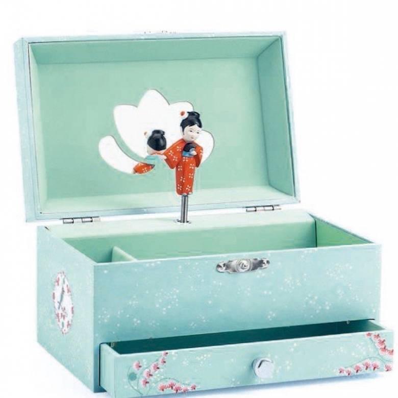Aiko Music Box With Drawer