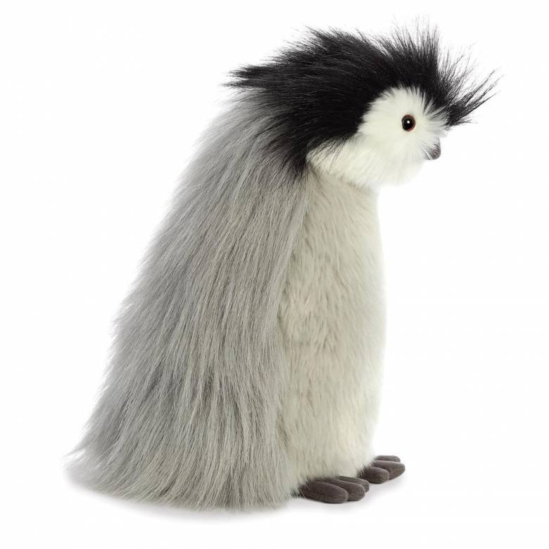 Fluffy Baby Penguin Soft Toy 1+