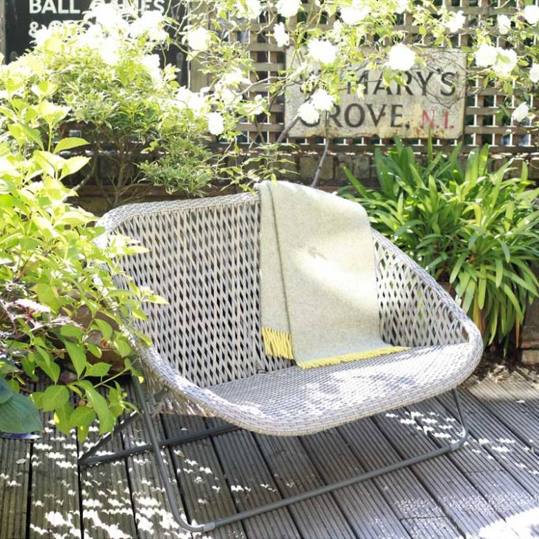 Rattan Sofa Lounger