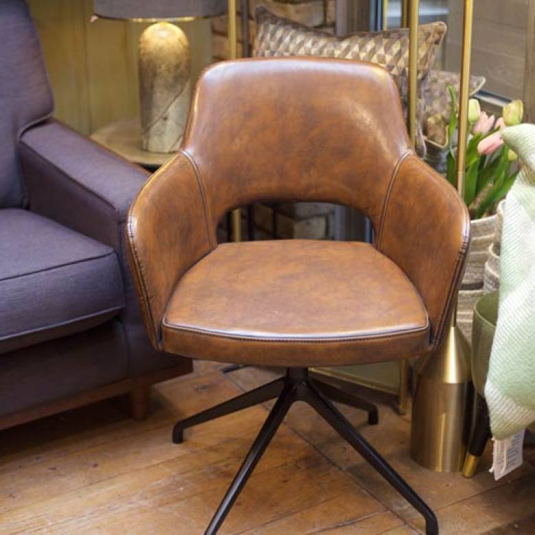 Islington Swivel Chair