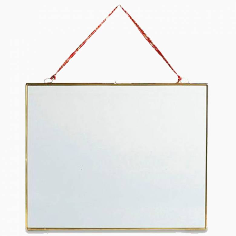 Kiko Antique Brass Frame - Landscape 8x10