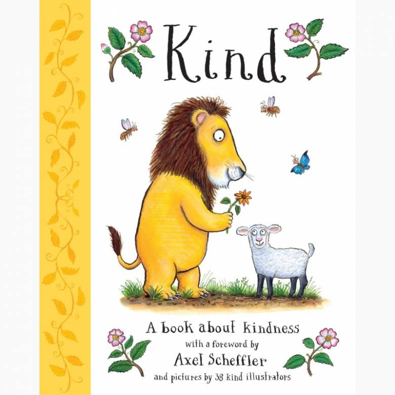 Kind: A book About Kindness - Hardback Book