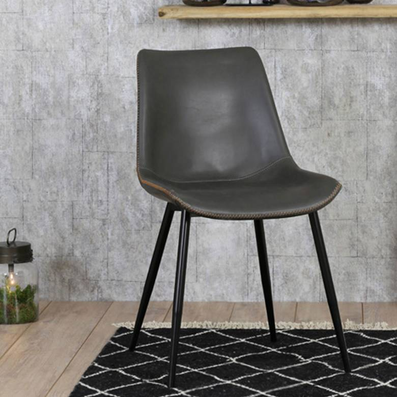 Kovac Grey Dining Chair