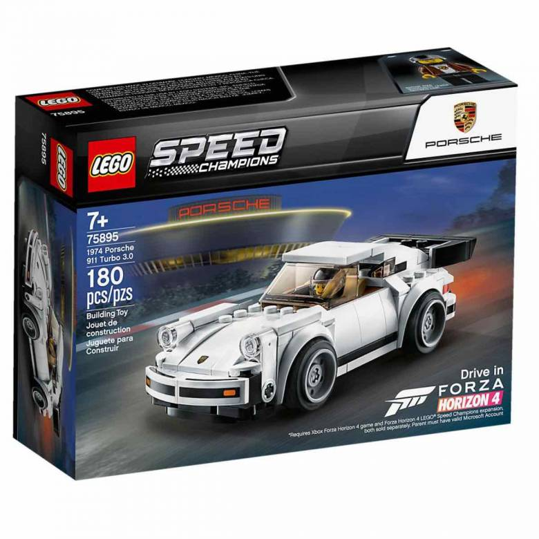 LEGO Speed Champions 1974 Porsche 911 Turbo 75895