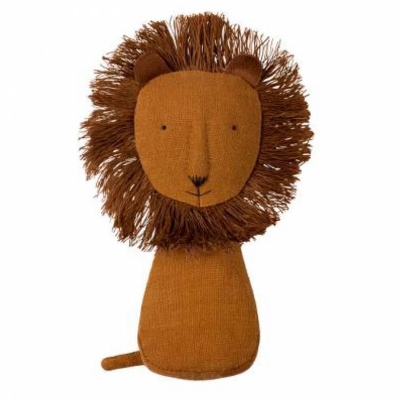 Lion Rattle Maileg 12cm