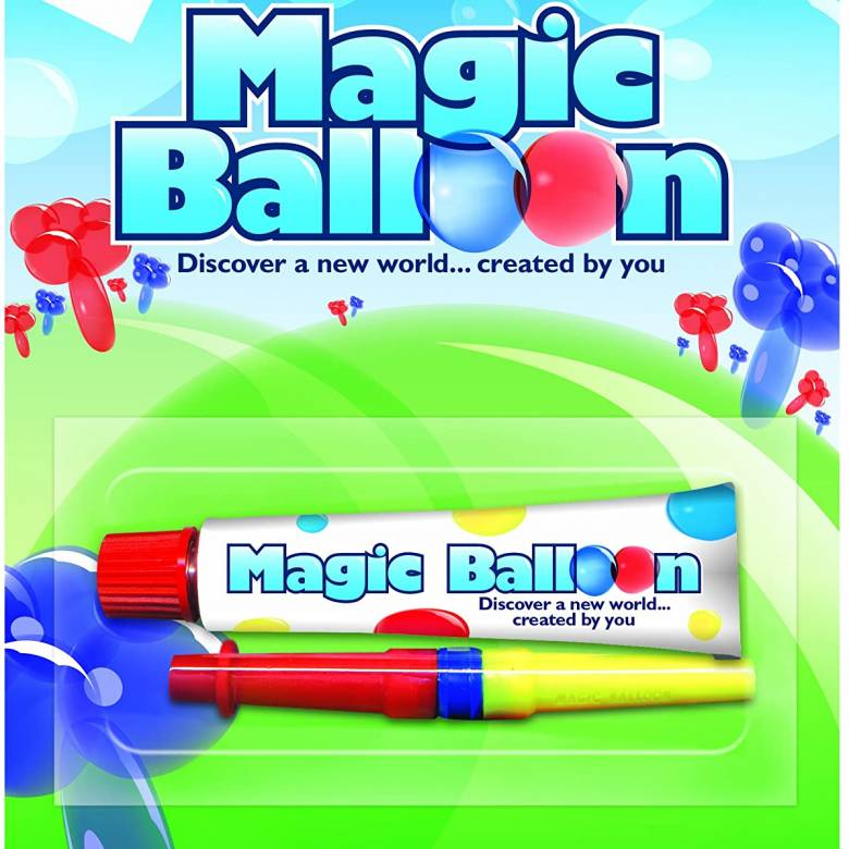 Magic Plastic Balloon Paste