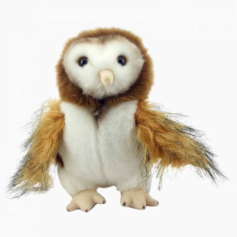 Owl Barn Wilberry Woodland Soft Toy 22cm.