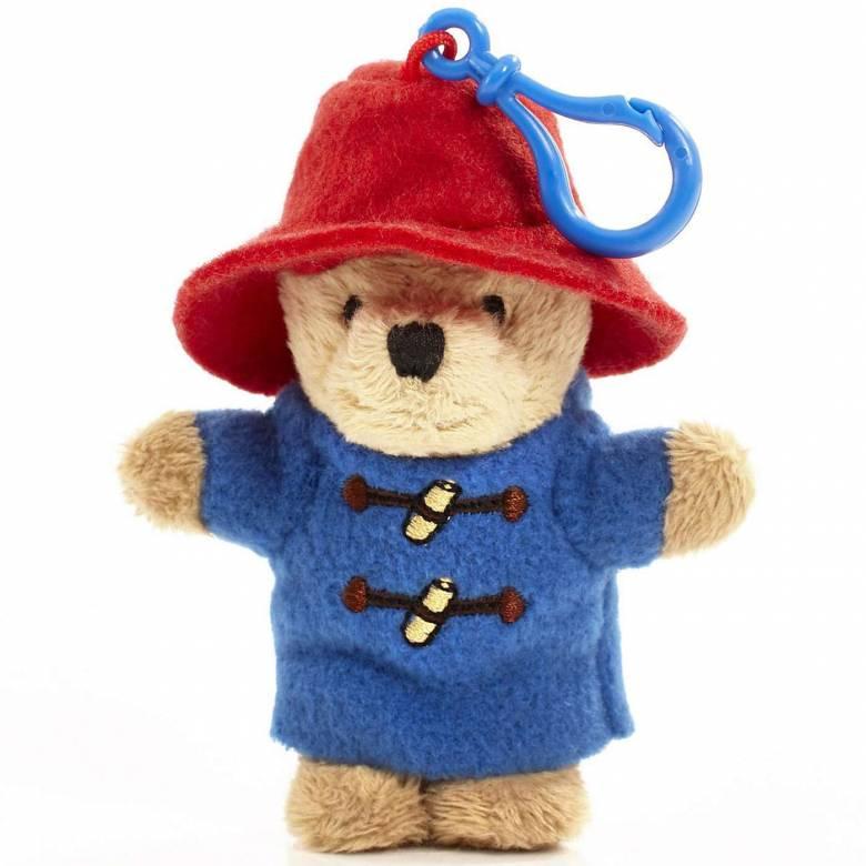 Little Paddington Bear On Keychain
