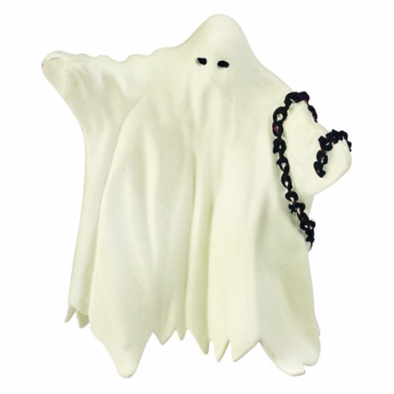 Glow In The Dark Ghost - Papo Fantasy Figure
