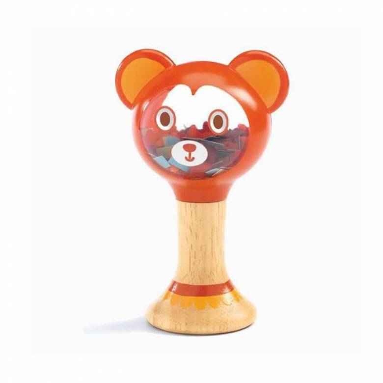 Pititours Rattle By Djeco 3m+