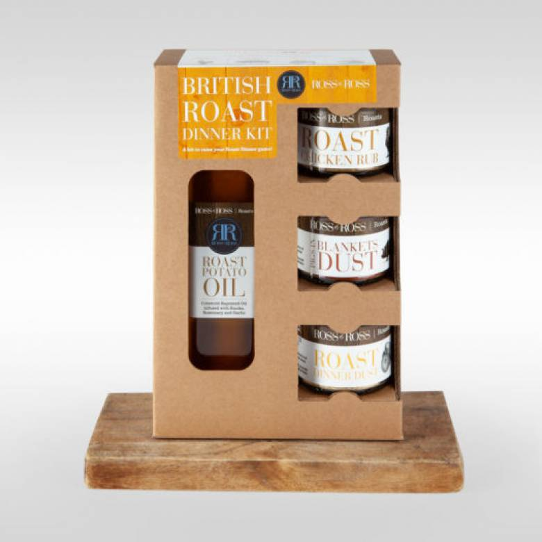 British Roast Dinner Quad Kit By Ross & Ross