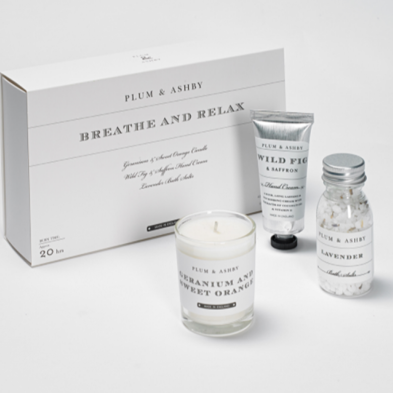 Breathe & Relax Boxed Gift Set