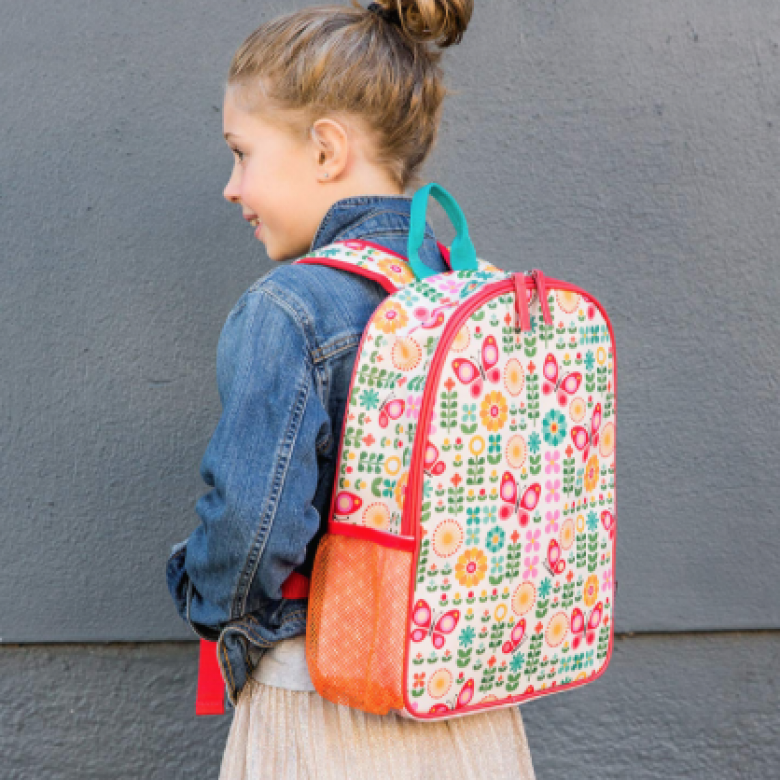 Butterflies - Children's Backpack by Petit Collage