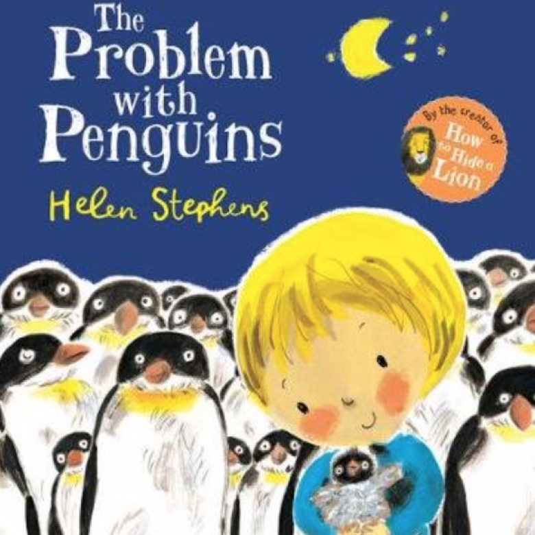 The Problem With Penguins Book