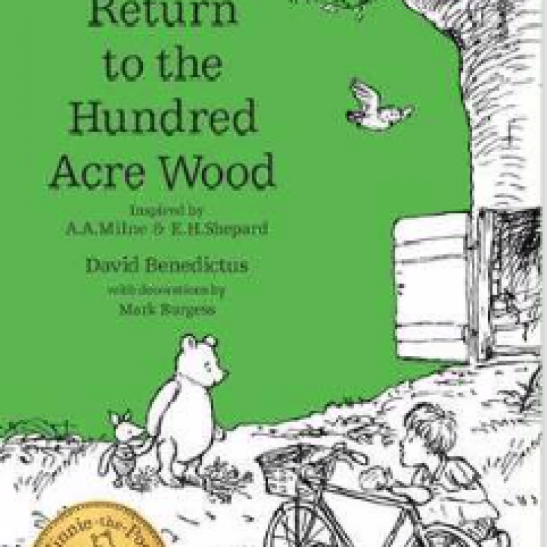 Winnie The Pooh - Return To The Hundred Acre Wood Hardback Book