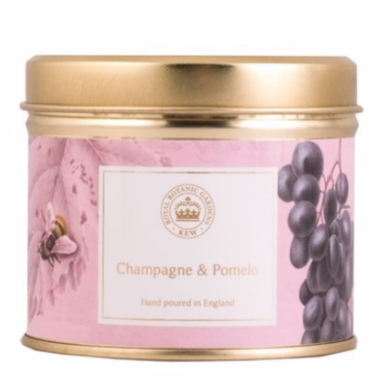 Champagne Candle Kew Aromatics Candle 160g