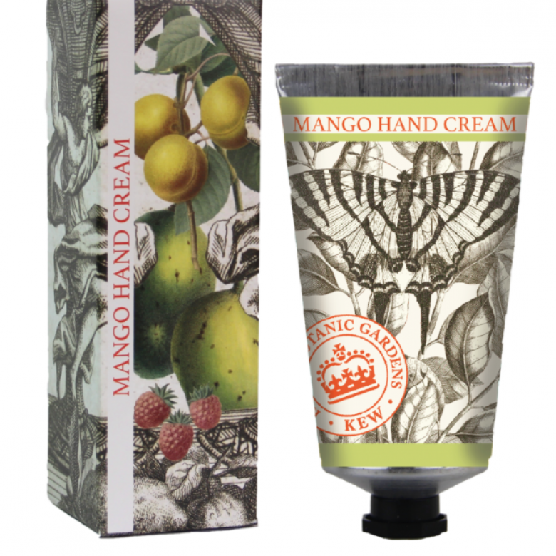 Kew Grardens 75ml Hand Cream Mango