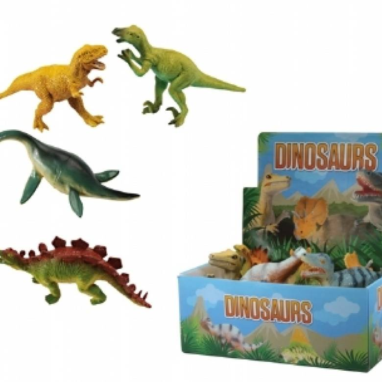 Small Dinosaurs Toy 3+