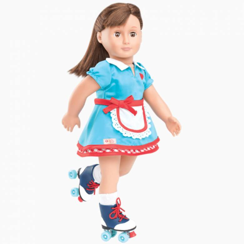 Soda Pop Sweetheart - Our Generation Doll Clothes Set 3+