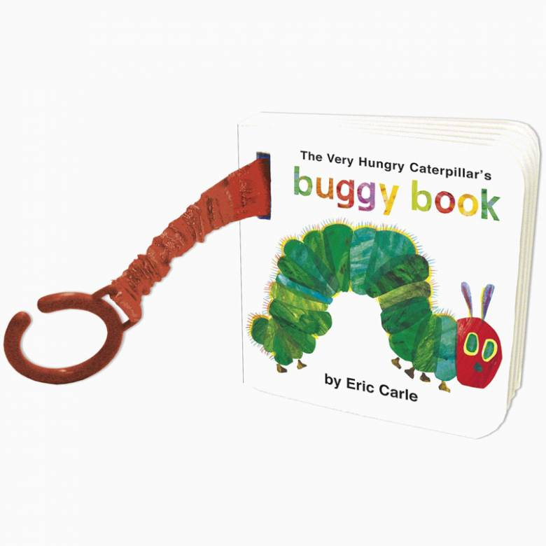The Very Hungry Caterpillar Buggy Board Book