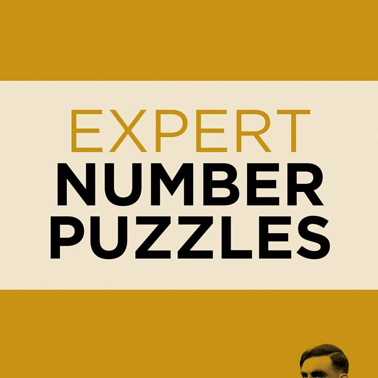 The Turing Tests: Expert Number Puzzles - Paperback Book