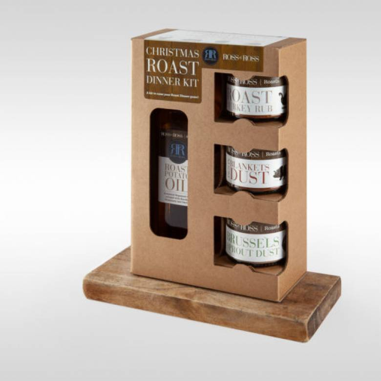 Christmas Roast Dinner Quad Kit By Ross & Ross