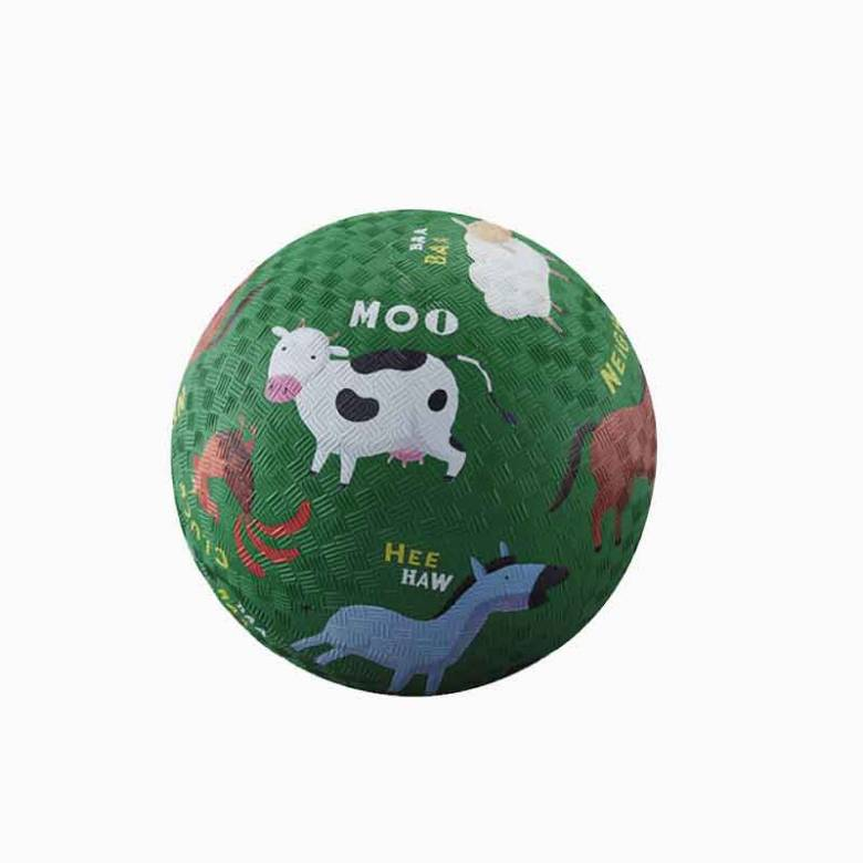 Barnyard - Small Rubber Picture Ball 13cm