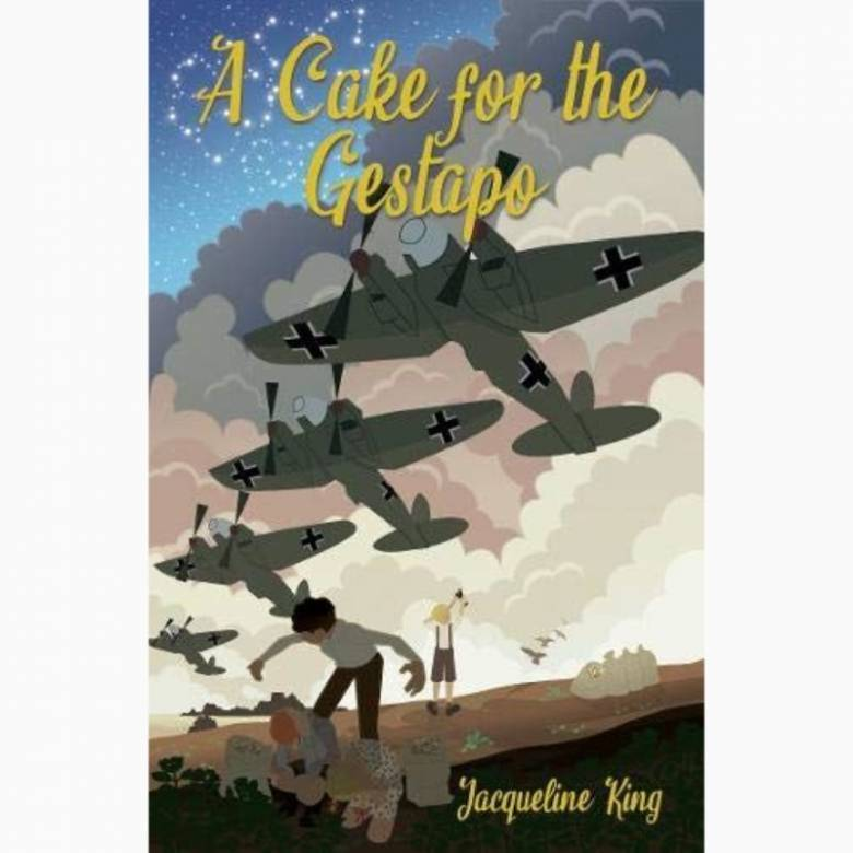 A Cake For The Gestapo - Paperback Book