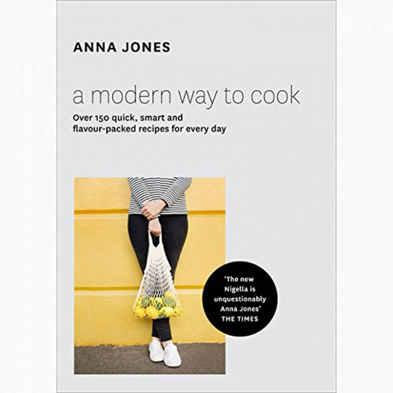 A Modern Way to Cook - Hardback Book