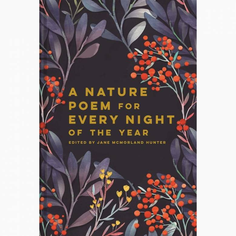 A Nature Poem For Every Night Of The Year - Hardback Book