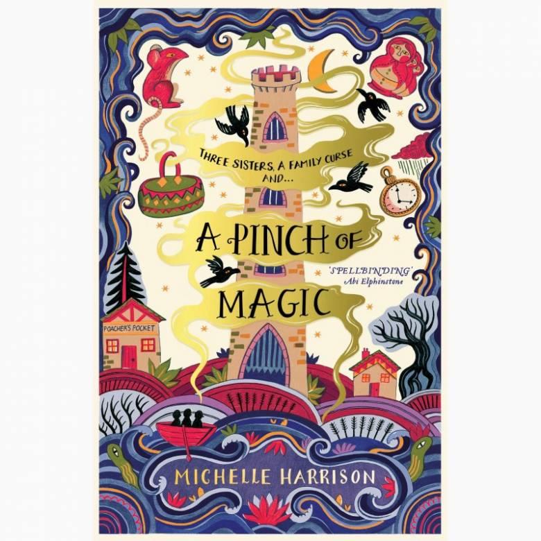 A Pinch Of Magic - Paperback Book