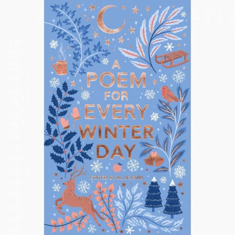 A Poem For Every Winter Day - Paperback Book