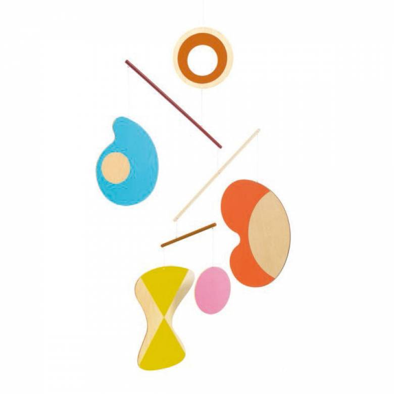 Abstraction Mobile By Djeco