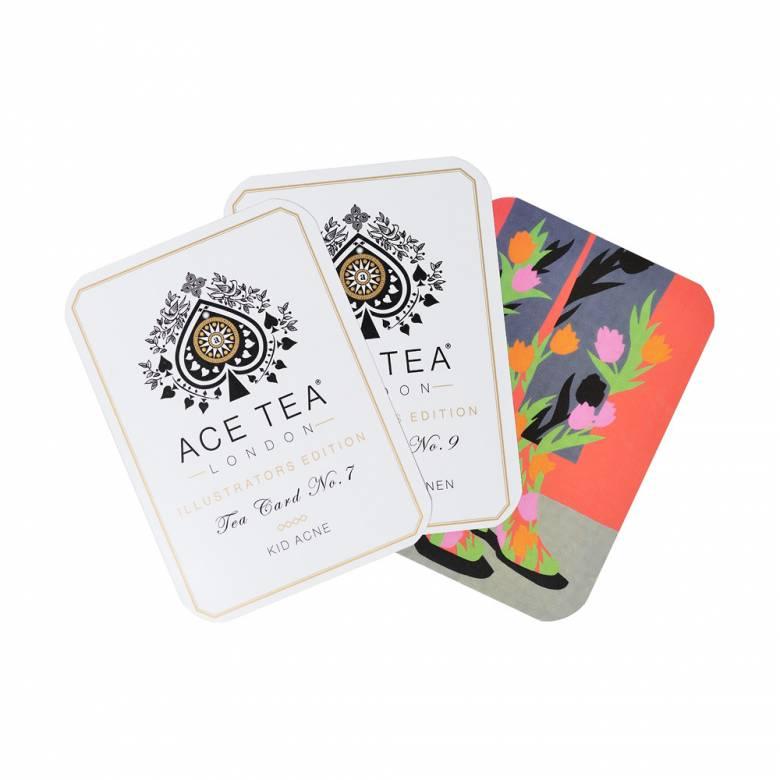 Ace Tea - Hot Ginger Green Tea