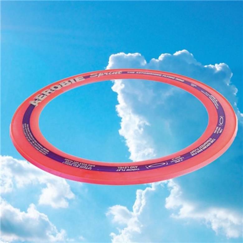 Aerobie Sprint, 10' Flying Ring Frisbee.