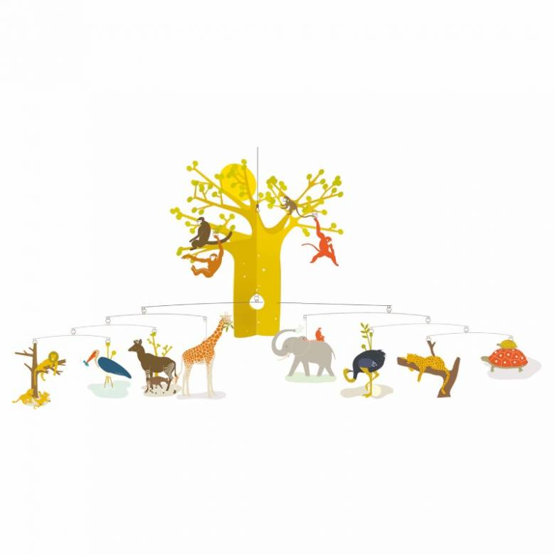 African Savannah Mobile by Djeco