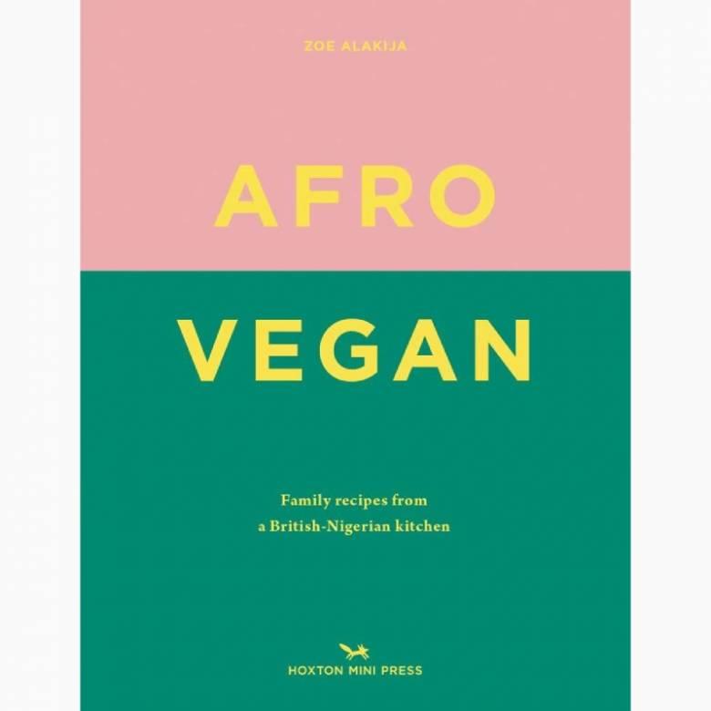 Afro Vegan By Zoe Alakija - Hardback Book