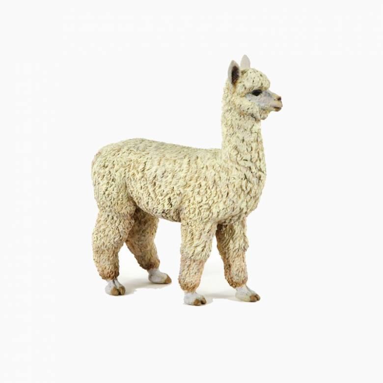 Alpaca - Papo Farm Animal Figure
