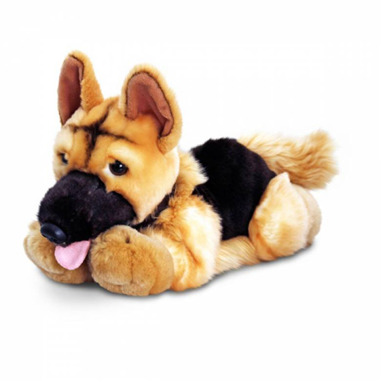 Nero The Alsatian German Shepherd Dog Soft Toy 35cm