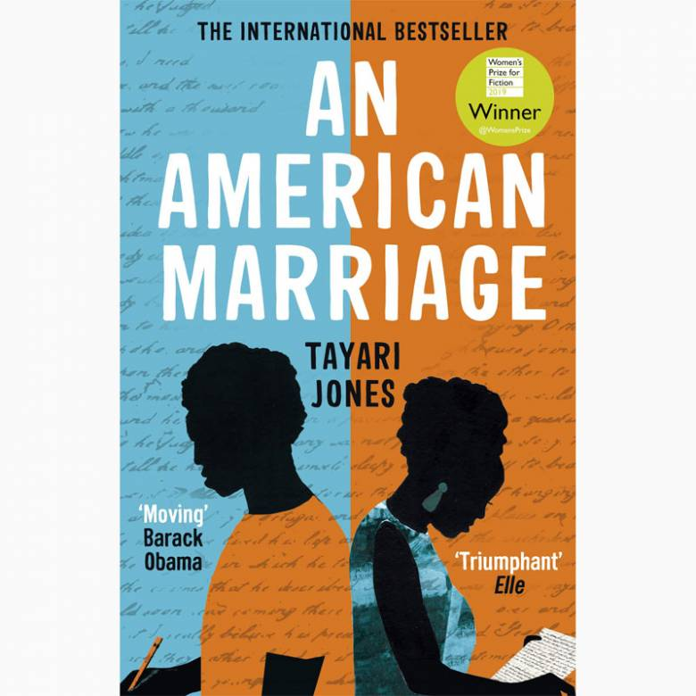 An American Marriage - Paperback Book