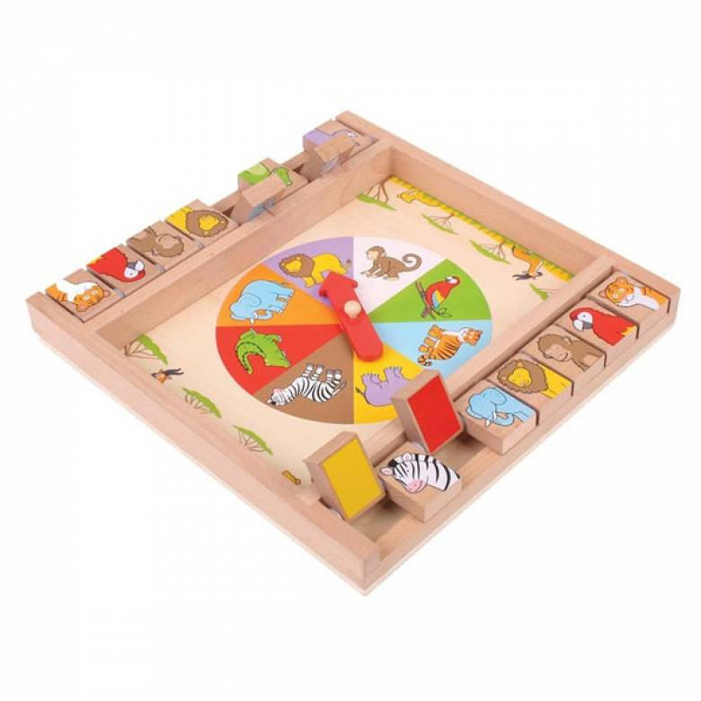 Animal Shut The Box 3+