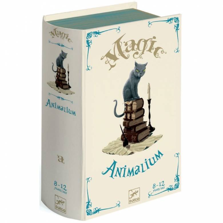 Animalium Magic Kit By Djeco 8+