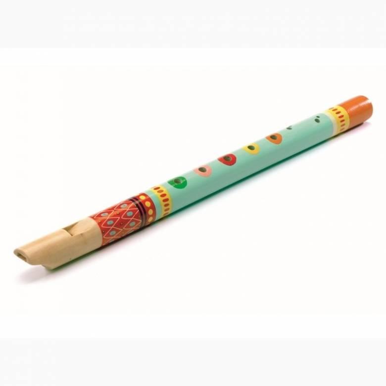 Animambo Wooden Recorder By Djeco 3+