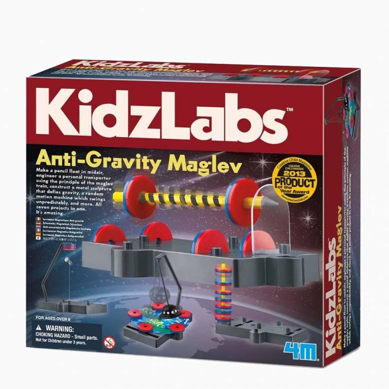 Anti-Gravity Maglev Science Kit 8+