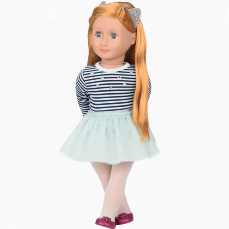 Arlee - Our Generation Doll 3+