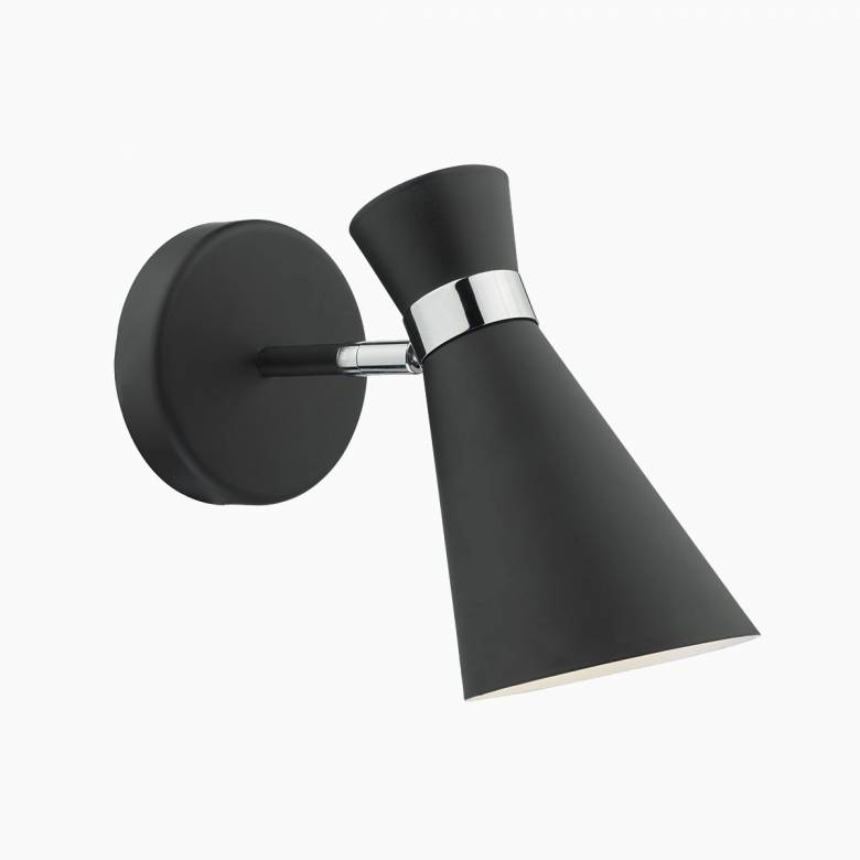 Modernista Black Wall Light